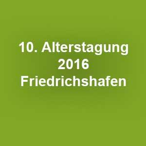 10. Alterstagung Bodensee 2016