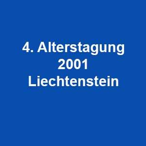 4. Rheintaler Alterstagung 2001