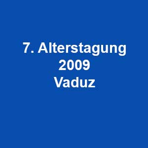 7. Rheintaler Alterstagung 2009