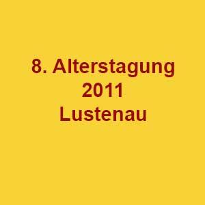 8. Rheintaler Alterstagung 2011