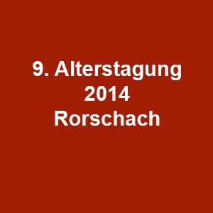 9. Rheintaler Alterstagung